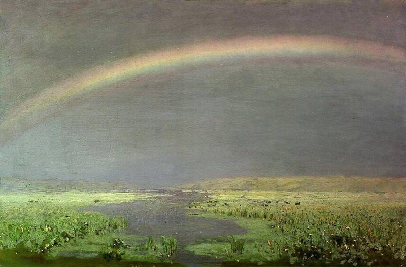 Rainbow. Arhip Kuindzhi (Kuindschi)