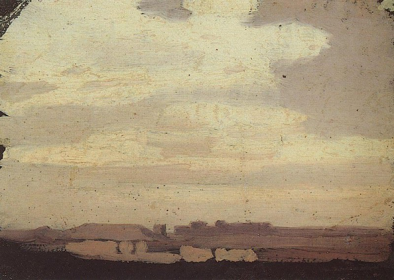 Clouds.. Arhip Kuindzhi (Kuindschi)