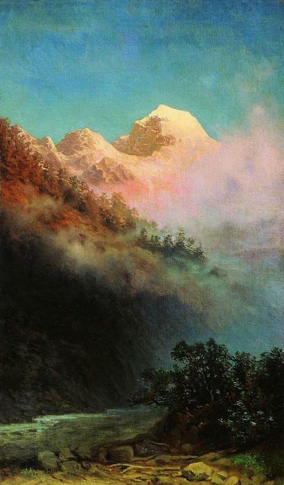 Sunrise. Arhip Kuindzhi (Kuindschi)