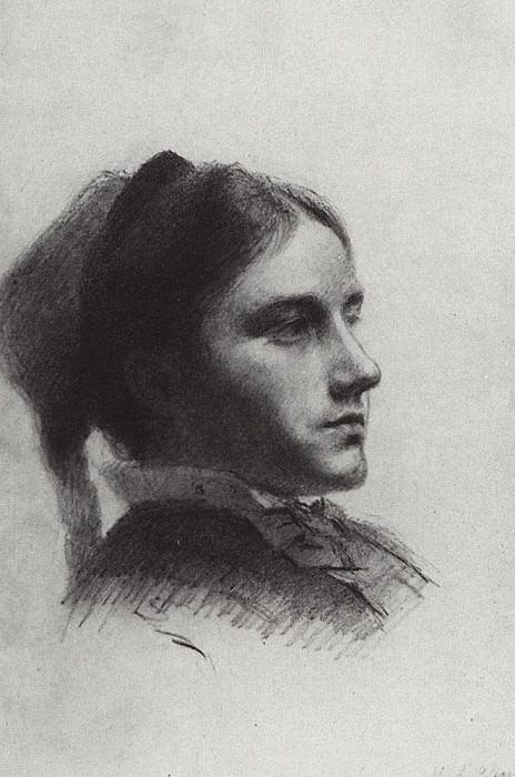 Portrait NAJaroshenko. Arhip Kuindzhi (Kuindschi)