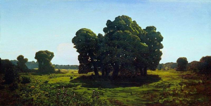 Oaks.. Arhip Kuindzhi (Kuindschi)