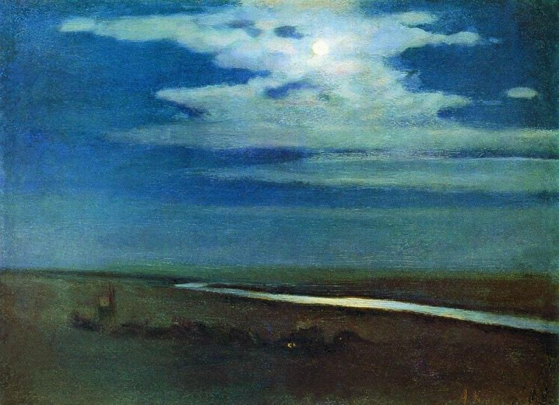 Night. Arhip Kuindzhi (Kuindschi)