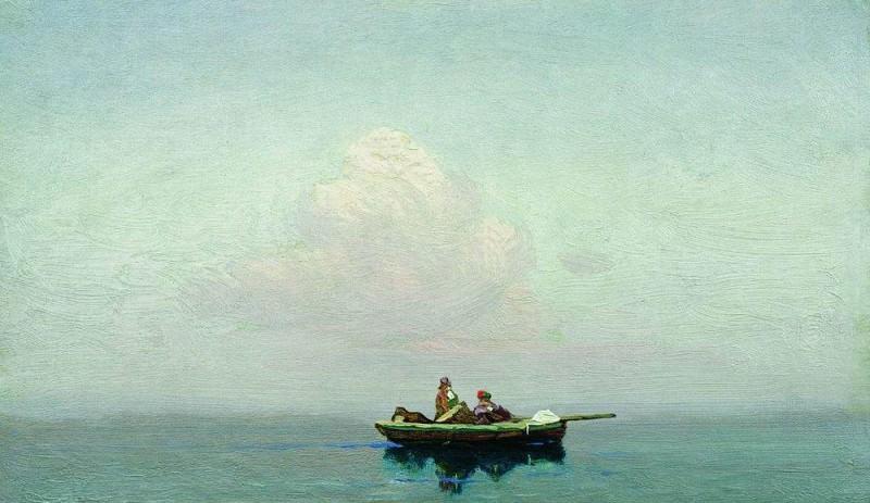 cloud 1. Arhip Kuindzhi (Kuindschi)