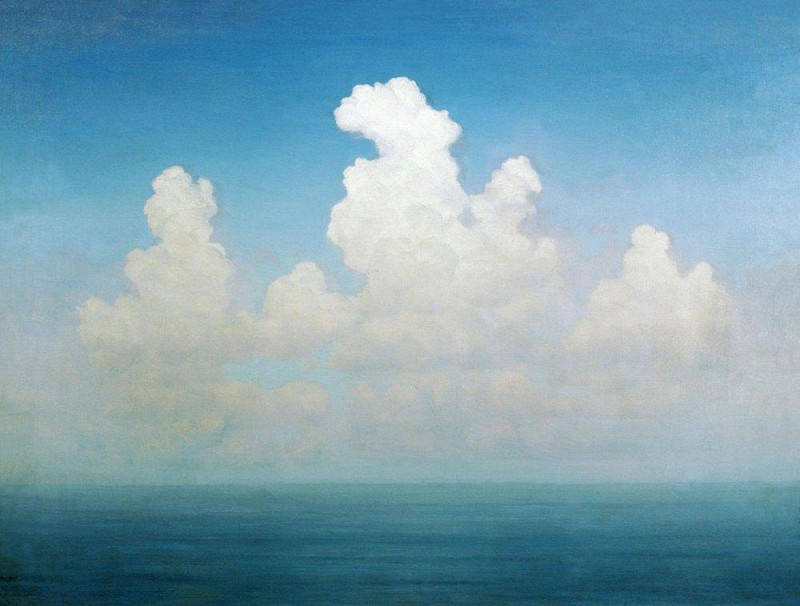 cloud.. Arhip Kuindzhi (Kuindschi)