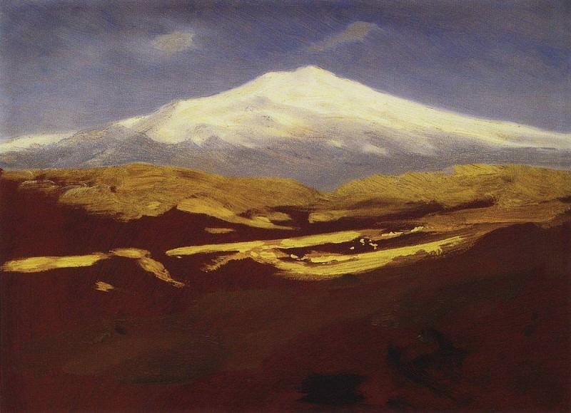 Elbrus day. Arhip Kuindzhi (Kuindschi)