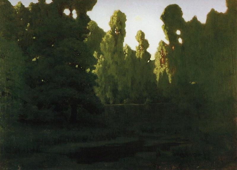 Forest. Arhip Kuindzhi (Kuindschi)
