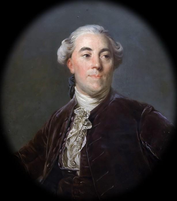 Joseph Siffred Duplessis -- Jacques Necker (1732-1804). Château de Versailles