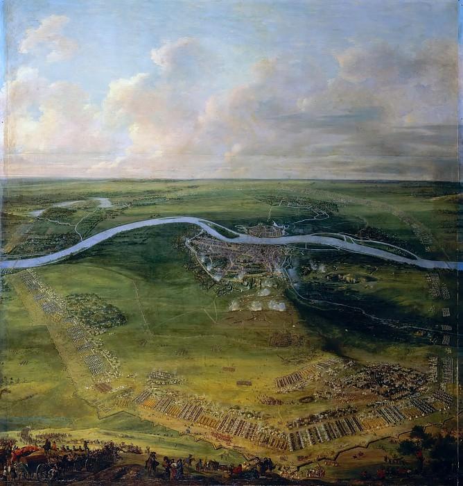 Жан Поль -- Осада Маастрихта 29 июня 1673 года. Версальский дворец