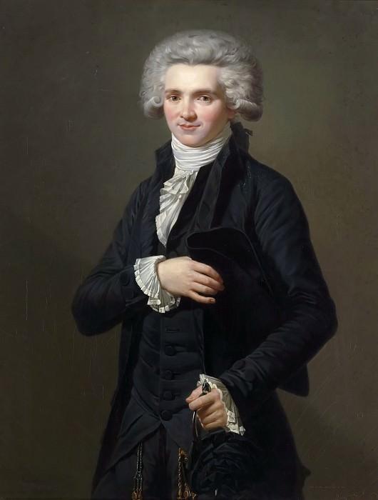 Vigneron, Pierre-Roch -- Maximilien de Robespierre. Château de Versailles