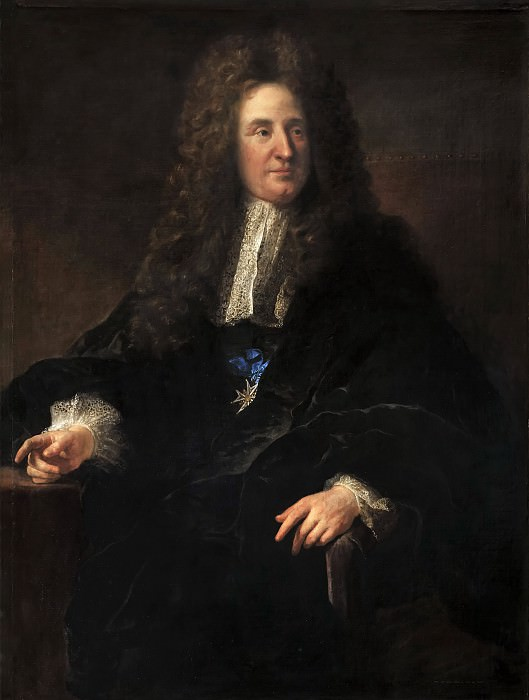 Франсуа де Труа -- Жюль Ардуэн-Мансар, граф де Сагонн. Версальский дворец