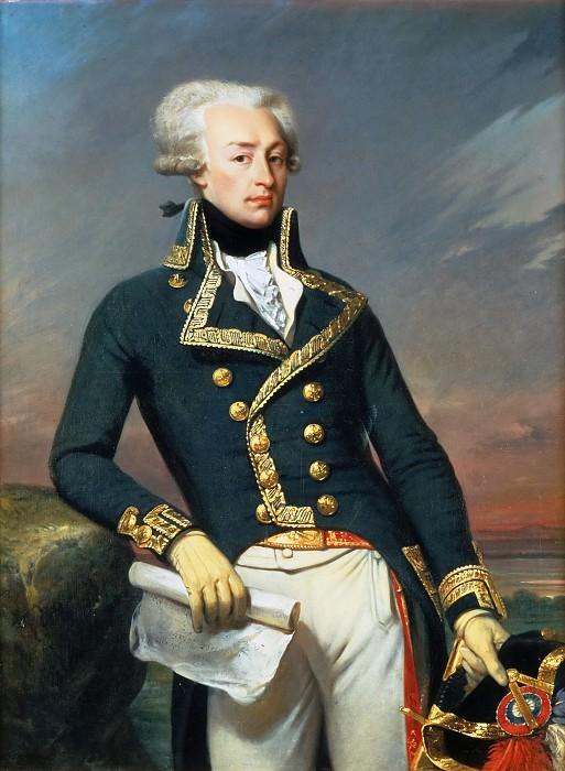 Joseph-Désiré Court -- Marie-Joseph-Paul-Yves-Roch-Gilbert Mottier, Marquis Lieutenant General (1757-1834). Château de Versailles