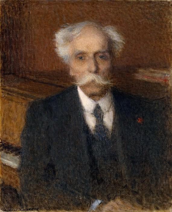Ernest Joseph Laurent -- Gabriel Fauré. Château de Versailles