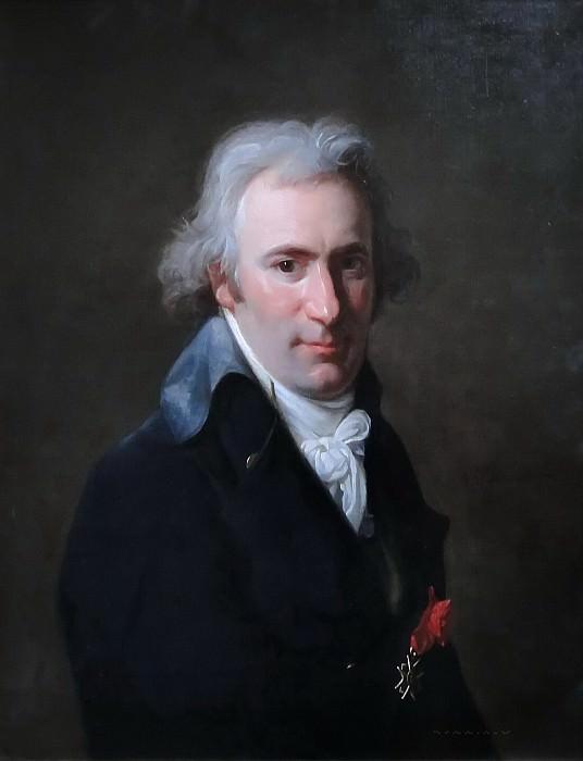 Danloux, Henri-Pierre -- Jean-Baptiste Canthaney, dit Cléry, valet de chambre de Louis XVI (1759-1809). Château de Versailles