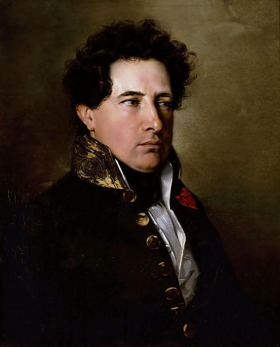 Federico de Madrazo y Kuntz -- Isidore-Justin-Severin, Baron Taylor (1789-1879). Château de Versailles