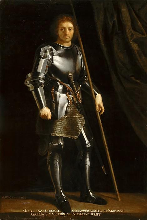 Шампань, Филипп де -- Гастон де Фуа, герцог Немурский. Версальский дворец