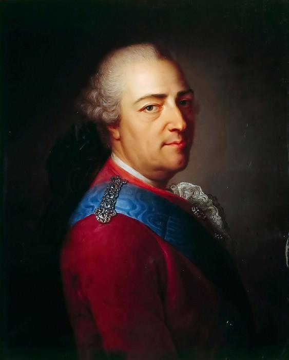 Armand Vincent de Montpetit -- Louis XV, King of France and Navarre (1710-1774). Château de Versailles