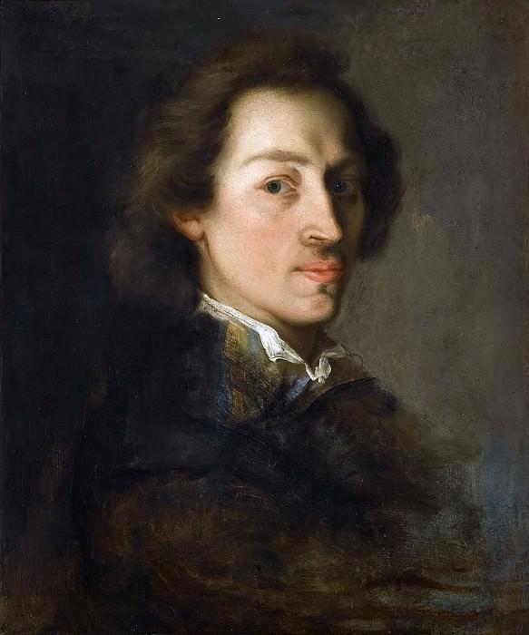 Ари Шеффер -- Фредерик Шопен. Версальский дворец