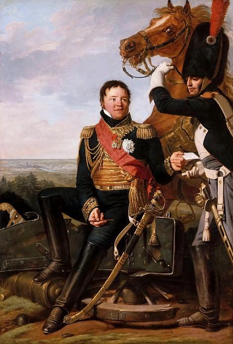 Robert Lefèvre -- The General Comte Walther (1761-1813). Château de Versailles