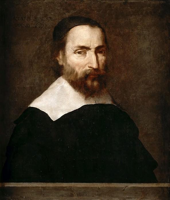 Louis Finson -- Nicolas Claude Fabri de Peiresc, astronomer and conseiller in the Parlement of Provence (Peyresc). Château de Versailles