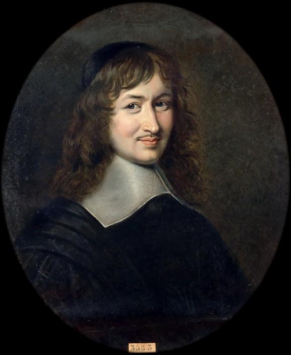 Jean Édouard Lacretelle -- Nicolas Fouquet, Minister of Finance. Château de Versailles