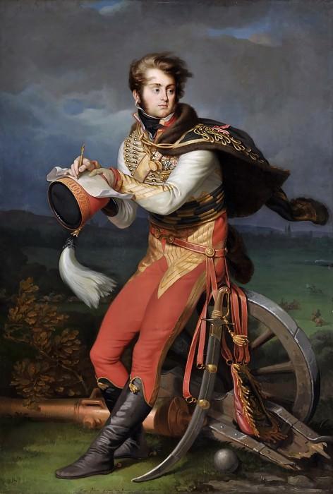 Jean-Urbain Guerin -- Louis-François, baron Lejeune. Château de Versailles