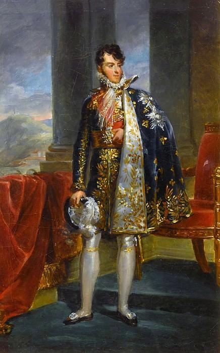 Жерар, Франсуа -- Камиль, принц Боргезе. Версальский дворец