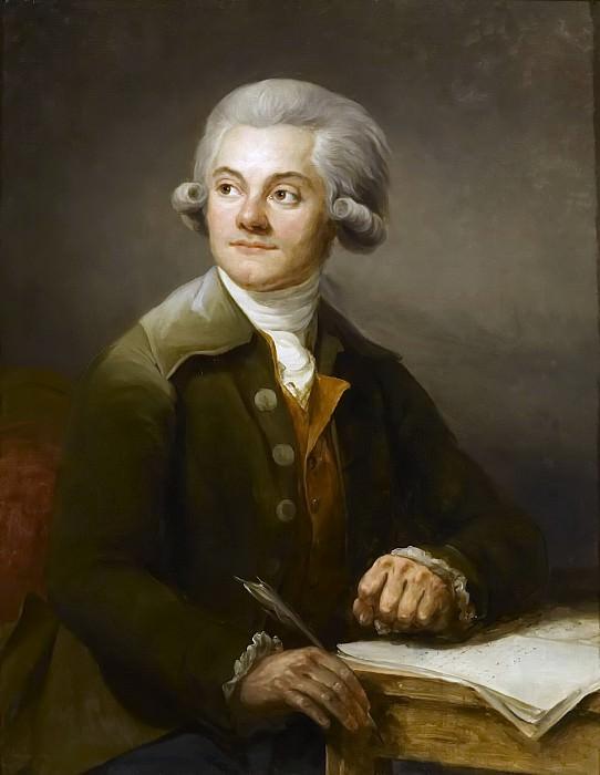 Danloux, Henri-Pierre -- Louis, marquis de Fontanes, grand maître de l'Université (1757-1821). Château de Versailles