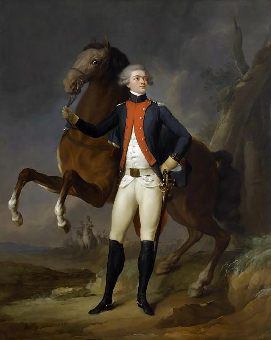 Marie-Joseph-Yves-Gilbert du Mortier, marquis de La Fayette (1757-1834) -- Boilly, Louis-Léopold. Château de Versailles