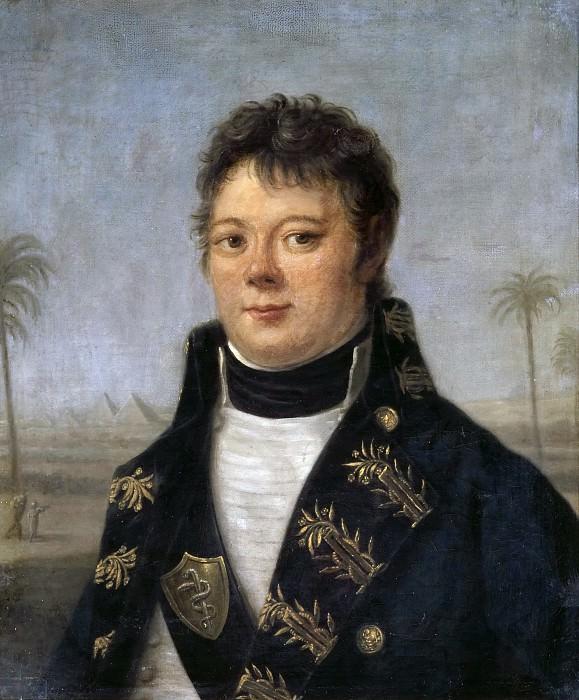 Callet, Antoine-François -- Nicolas-René Dufriche, baron Desgenettes. Château de Versailles