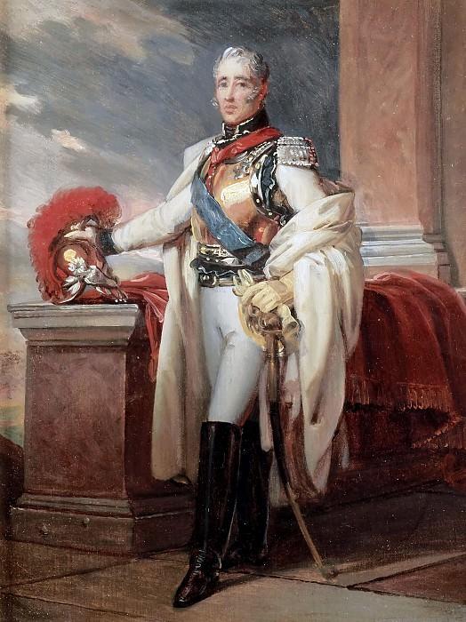 Жерар, Франсуа -- Карл-Филипп Французский, граф Артуа. Версальский дворец