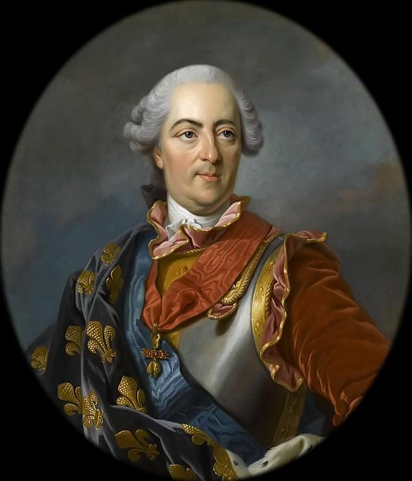Louis XV, roi de France (1710-1774) -- Personne représentée : Louis XV. Château de Versailles