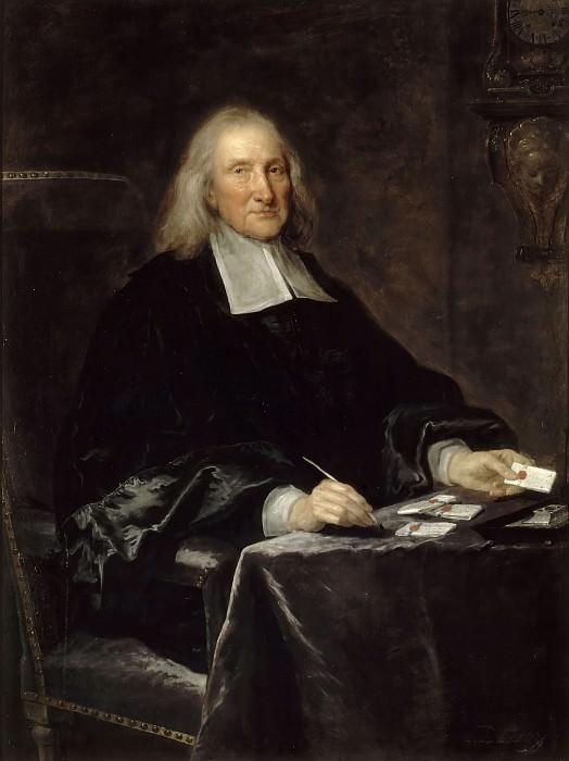 Франсуа де Труа -- Туссен Росе (1611-1701), маркиз де Куайе. Версальский дворец
