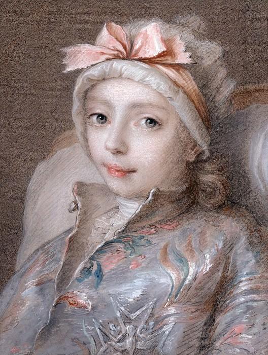 Jean Martial Fredou -- Louis-Joseph-Xavier de France, Dauphin, Duc de Bourgogne. Château de Versailles