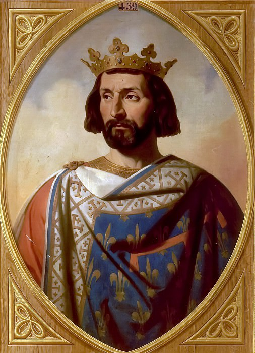Henri de Caisne -- Charles of France, Count of Anjou, King of Naples, Sicily and Jerusalem (1220-1285). Château de Versailles