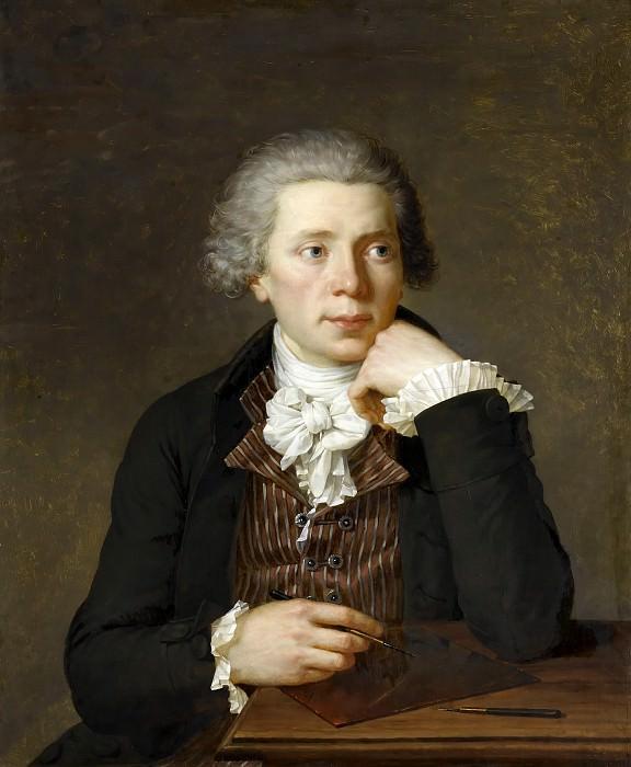 Франсуа-Ксавье Фабр -- Жак-Жозеф Куани. Версальский дворец