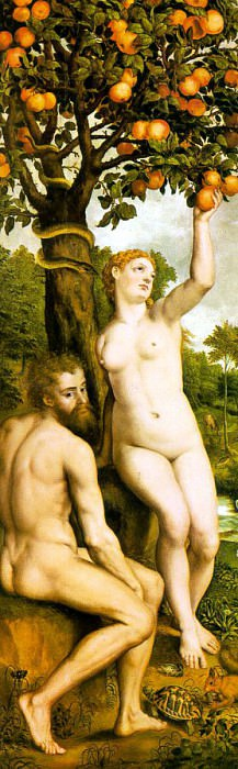 Coxcie, Michel van (Flemish, 1499-1592) 1. Flemish painters