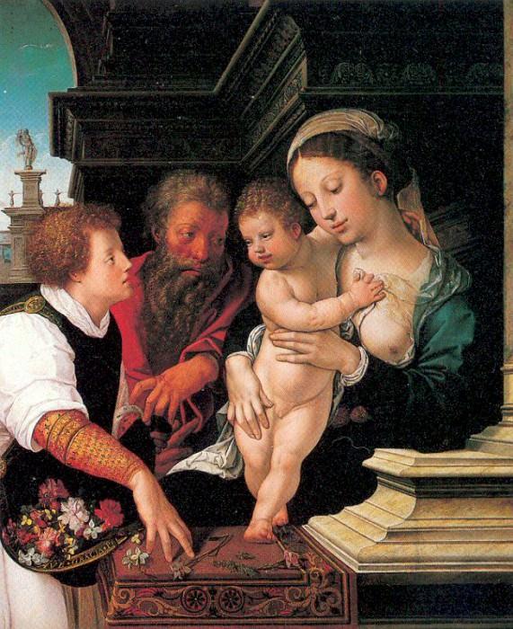 Orley, Barend van (Flemish, 1488-1541)5. Flemish painters