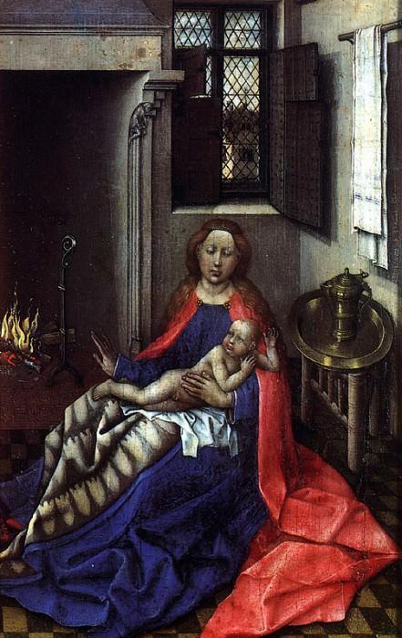 Campin, Robert 4. Flemish painters