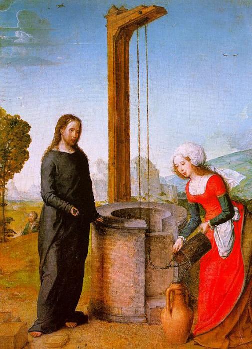 Flandes, Juan de (Flemish, practiced in Spain, active 1496-1519). Flemish painters