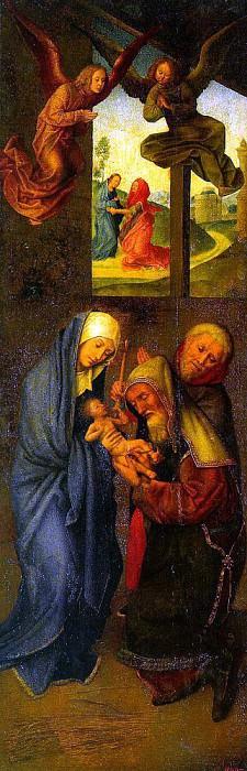 Гус, Хуго ван дер, Follower of (Flemish, 1400s). Фламандские художники