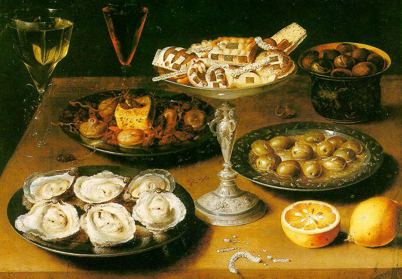 Beert, Osias (Flemish, 1580-1624). Flemish painters