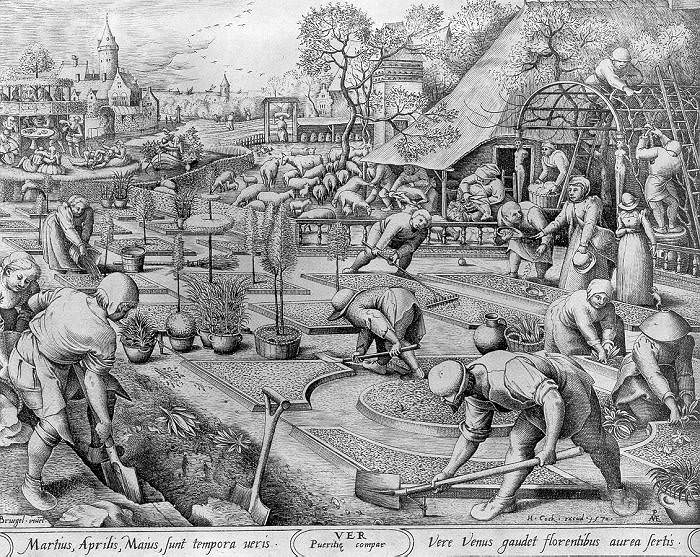Bruegel, Pieter the Elder, Follower of (Flemish, active 1551-1569). Flemish painters
