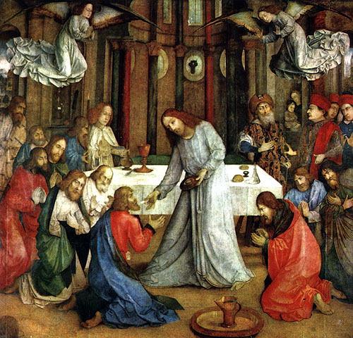 Ghent, Joos van (Flemish, active approx. 1460-1480) 1. Flemish painters
