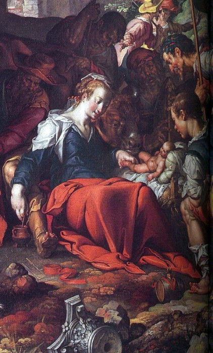 Wtewael, Joachim (Flemish, 1566-1638) 3. Flemish painters