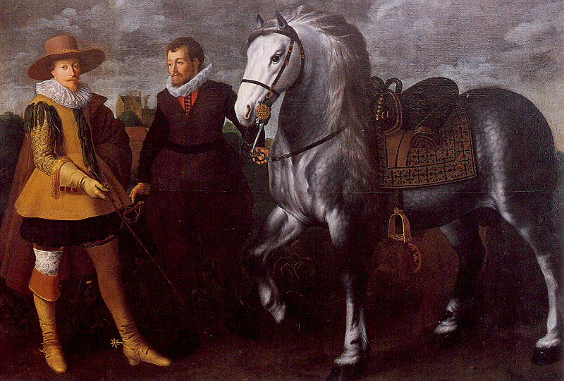 Nieulandt, Adriaen van (Flemish, 1587-1658) 2. Flemish painters