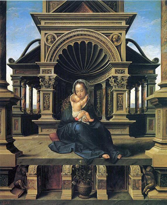 Orley, Barend van (Flemish, 1488-1541) 1. Flemish painters