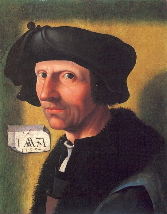 Oostsanen, Jacob Cornelisz van (Flemish, 1472-1533) 1. Фламандские художники