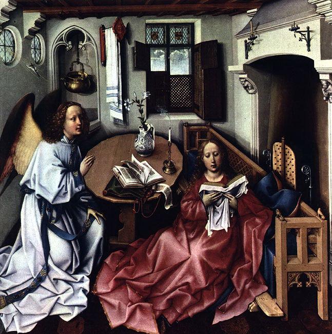 Campin, Robert. Flemish painters