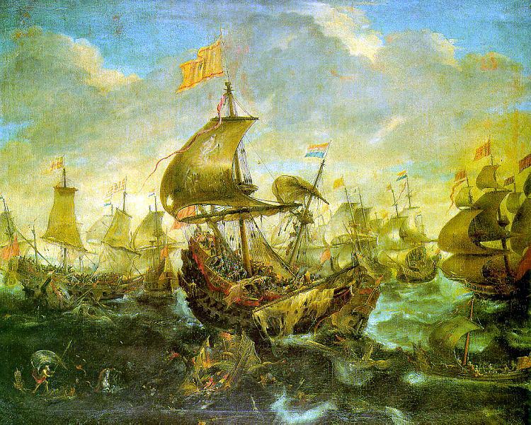 Eertvelt, Andries van (Flemish, 1590-1652). Flemish painters