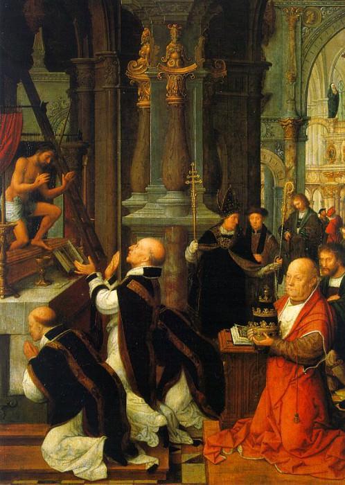 Isenbrandt, Adriaen (Flemish, active 1510-1551). Flemish painters